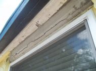 Damaged Window Lintel
